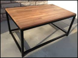 metal frame for table top unique metal frame coffee table with wood top ikea doutor