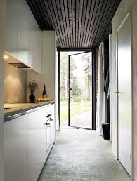 cuisine couloir cuisine couloir stunning amenagement cuisine couloir design en