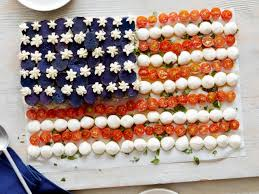 American Flag Pie Recipe American Flag Salad And 7 Other Incredibly Easy Patriotic Plates