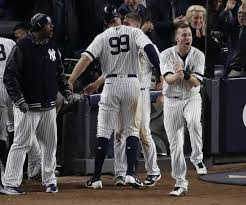 judge s homer helps yankees even series against astros national