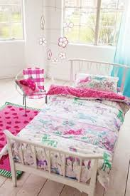 Girls Horse Themed Bedding by Aqua Floral Bedding Designers Guild Kaori Bed Linen At Bedeck