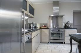cuisine industrielle inox décoration cuisine industrielle inox 78 le havre 16431557 avec