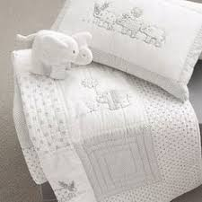 shabby chic baby patchwork cot quilt comforter vintage style