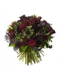 black calla black calla bouquet the flower stand chelsea