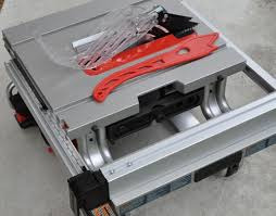 Bosch Table Saw Review by New Bosch Gts1031 Table Saw Review One Project Closer