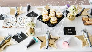 new year s party favors new year s party ideas martha stewart