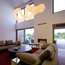 Living Room Pendant Lighting New Living Room Pendant Lights View In Gallery Unique Drum Pendant