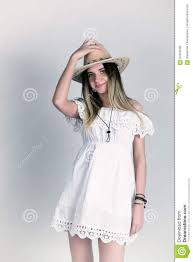 young woman in a dress dress images
