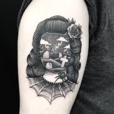 graveyard by jason messner eye of jade chico ca tattoos