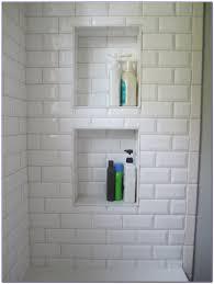 White Beveled Subway Tile Backsplash Amys Office - Beveled subway tile backsplash