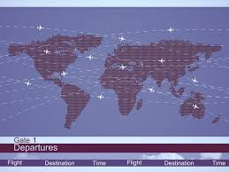 Flight Path Map Your Airplane Should Have A Flight Path Map Adonisone