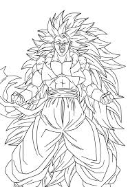 coloriages dragon ball z 2 dragon ball z coloring pages
