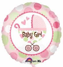 balloon delivery columbus ohio baby girl it s a girl balloon columbus oh florist flowerama