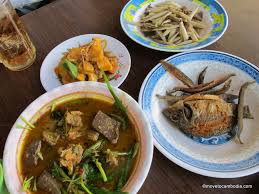 khmer cuisine cambodian food what to expect from cuisine in cambodia