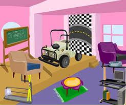 Barbie Room Game - barbie bedroom with track lighting room decor and design