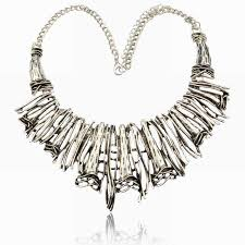 collar necklace silver images Silver collar necklace best gifts galore jpg
