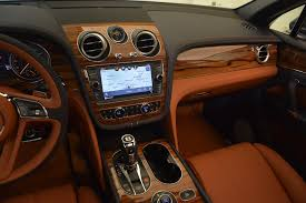 onyx bentley interior 2018 bentley bentayga onyx stock b1288 for sale near greenwich