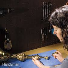 How Much Does It Cost To Rewire A Chandelier How To Rewire A L Family Handyman