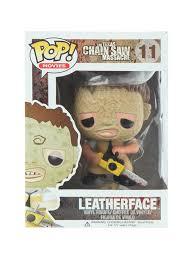 spirit halloween chainsaw funko the texas chainsaw massacre pop movies leatherface vinyl