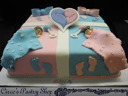 baby shower cake ideas for triplets baby shower diy