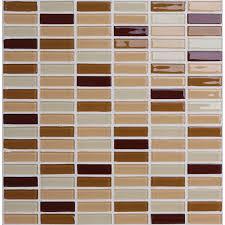 kitchen backsplash stickers glass mosaic sheet tile wall kitchen backsplash tile floor