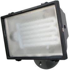 65 Watt Flood Light Utilitech L90util 65 Watt Bronze Fluorescent Dusk To Dawn Security