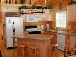 kitchen room simple kitchen interior with wooden cabinets and