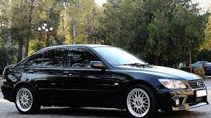 altezza car black toyota altezza black lexus drive2