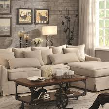 best slipcover sofa simple ideas of slipcovers for sectional sofas