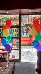 balloon delivery ta best 25 balloon bouquet ideas on metallic balloons