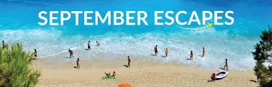 september holidays book cheap september breaks with on the