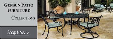 Gensun Patio Furniture Reviews Shop By Brand