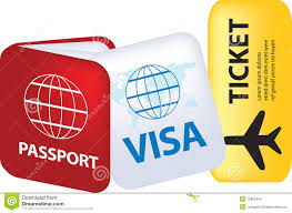 travel documents images Travel documents stock vector image of illustration 12820444 jpg