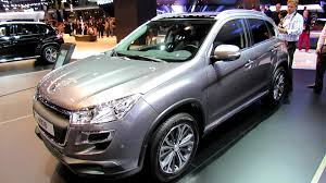 peugeot nigeria peugeot 4008 price auto cars