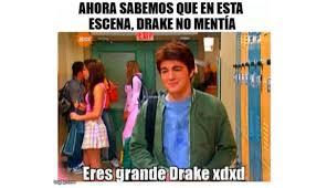 Memes De Drake - drake bell salieron los desopilantes memes de su pack filtrado y