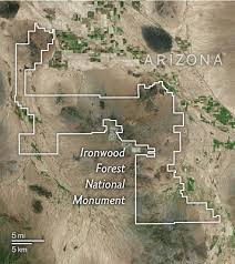 Why Do Western Maps Shrink by Maps Explain The 27 National Monuments Under Review By Trump