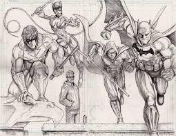 create your own superhero comic book