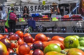 best farmers market wednesday santa monica farmers market food