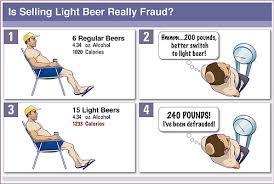 Calories In Light Beer Disrespecting Low Calorie Light Beer Brookston Beer Bulletin
