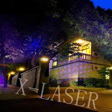Outside Landscape Lighting - low voltage landscape lighting outdoor laser lights for trees