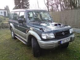galloper 1999 hyundai galloper 2 5 151 cui diesel 74 kw 253 nm