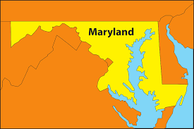 maryland map free free vector graphic maryland map geography state free image