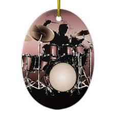 play the drums ornaments keepsake ornaments zazzle