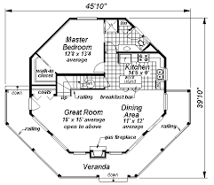 octagon home plans cool octagon style house plans at coolhouseplans com