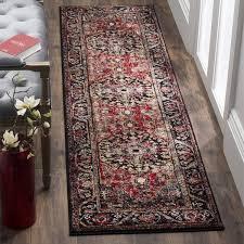 rug runner 2 x 6 safavieh vintage hamadan multi area rug runner 2 2 x 6