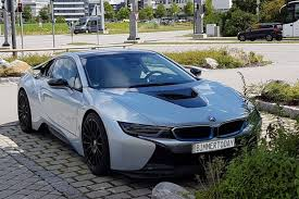 bmw i8 performance spotted bmw i8 prototype with performance upgrades