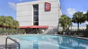 Comfort Inn Miami Airport Hotel Red Roof Plus Miami Airport Miami Fl 2 United States