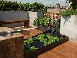 Urban Rooftop Garden Design Gallery