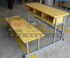sudan projects school seating and desk bench desk chair for 3 person for