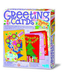 make your own card 4m make your own greeting cards co uk toys
